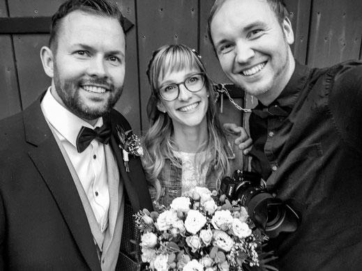 Hochzeitsfotograf Berlin Brautpaar Lychen Seehotel Lindenhof