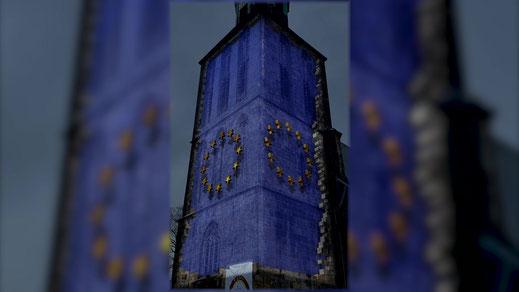 Marktkirche Nordhorn Europawahl