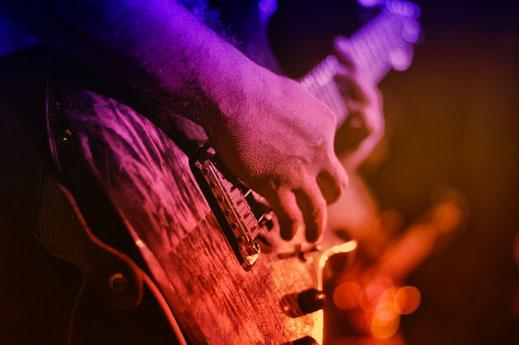Live Musik Grafschaft Bentheim Gitarre