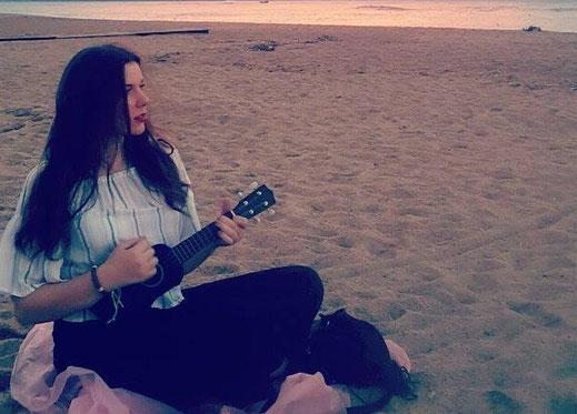 Sängerin Milo aus Nordhorn präsentiert ihre besten Live Songs