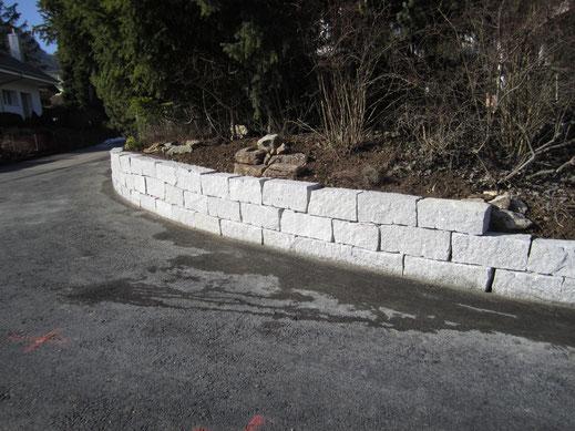 Granitmauersteine Portugal 20/20/40-60 cm