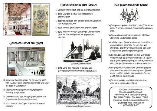 Bild: Seeligstadt Kirche Info