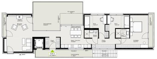 Wiesenweg Axams BauArt Immobilien Wohnung  Zimmer Innsbruck Land Tirol Neubau Projekt kaufen