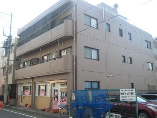 マンション外観(修繕後)