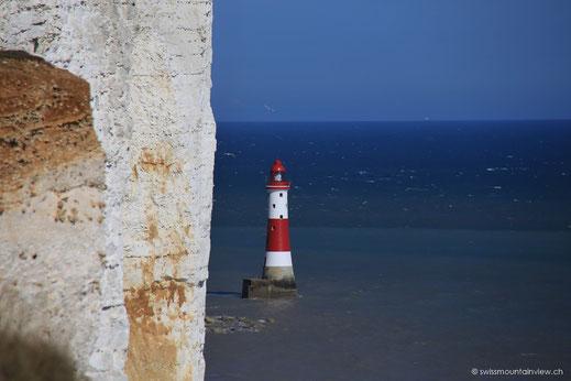 Beachy Head - immer eine Reise Wert - Eastbourne - Juli 2014