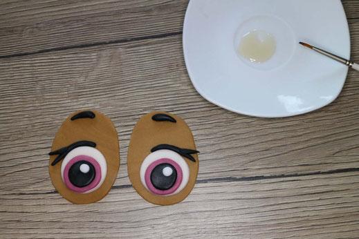 Paw Patrol Skye Augen