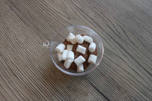 mini marshmallow filling