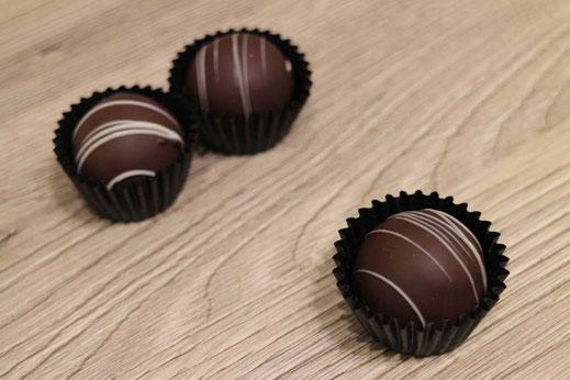 Kirschwasser chocolate truffles