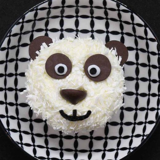 Panda-Cupcakes
