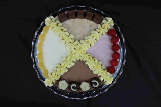 strawberry drip cake II