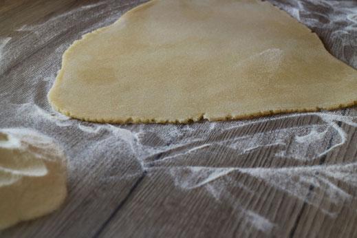 christmas tree pastry