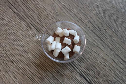 Mini-Marshmallow Füllung