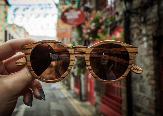 Sonnenbrille mit Kategorie 3 (mittlere-starke) Tönung
