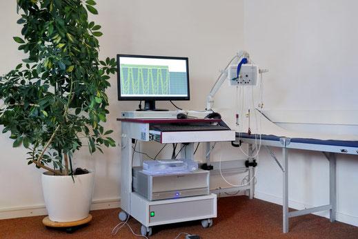 EEG, EMG, NLG, Elektrophysiologie, Neurologie, Praxis Dres.Hug, Heidelberg