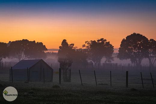 Neuseeland Sonnenaufgang2