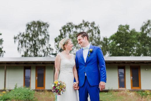 Hochzeit von Svenja und Jens - Camp Reinsehlen