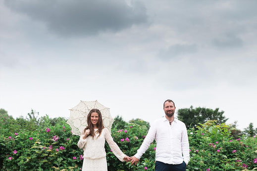 Hochzeit von Lena und Alex - Sierksdorf