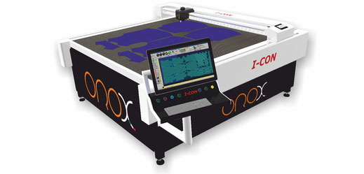 OROX Italy | iCon cutting machine