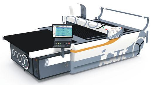 OROX Italy | iCut Cutting Machine STEEL GREY