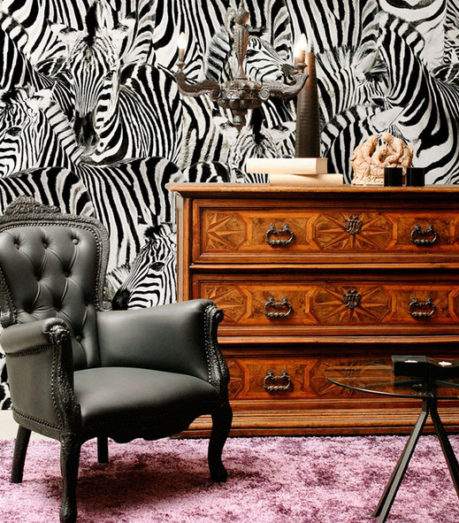 Custom Wallpaper, 3D Effects and Optical Illusions