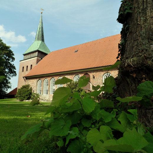 St. Marien - Kirche in Hechthausen