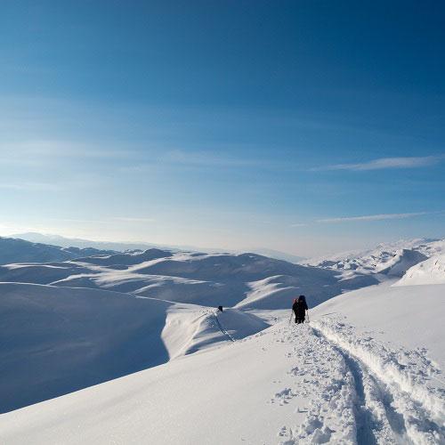 Wintertour Backcountry Sulitjelma Kvikkjokk