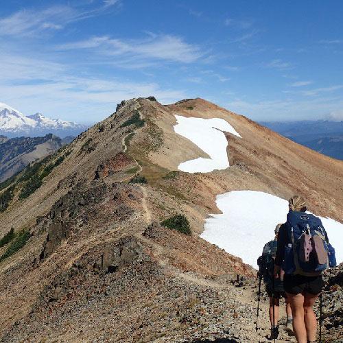 2017 Pacific Crest Trail, USA