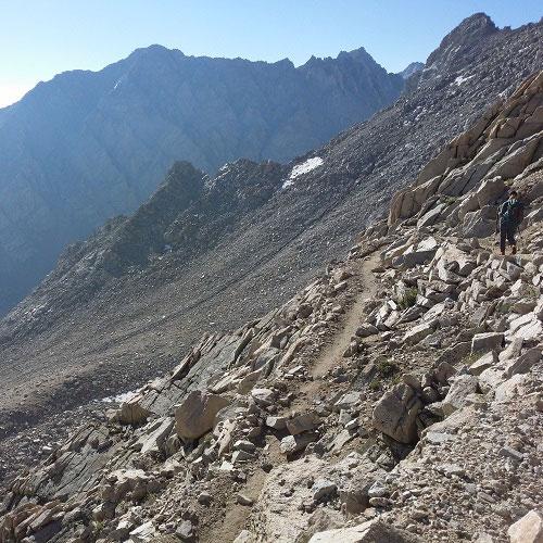 2018 Sierra Nevada, USA