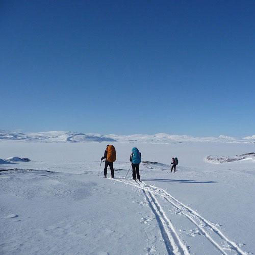 2020 Padjelantaleden, Lappland