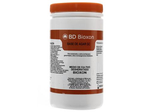 211746 BD Bioxon® Base de Agar GC BX, 450 g