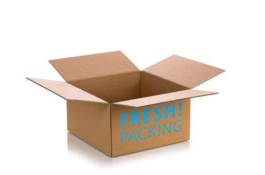 FRESH!PACKING Individuelle Bedruckung