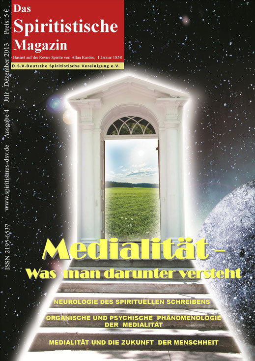 Cover Spiritistisches Magazin Nr. 04