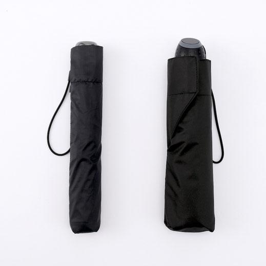 【左】オルタナスリム60、【右】同等サイズの一般品