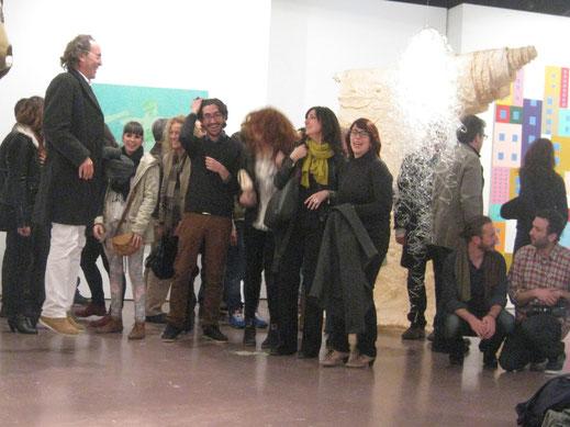 Inauguración de Arte Gira Dream