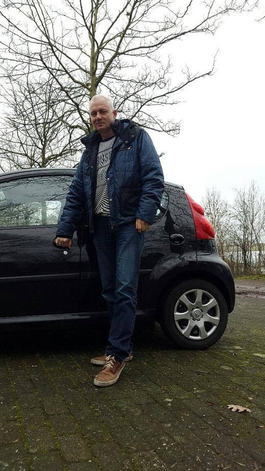 Gert-Jan Logtenberg, hoofd van het team ambulante begeleiding bij PGVZ