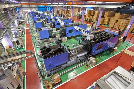 樹脂整形工場