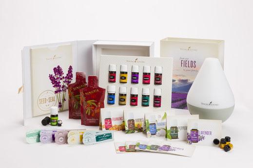 Young Living Essential Oils Vertriebspartnerin Heidi Schwaiger