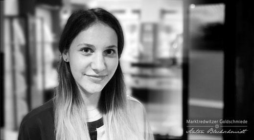 Maria Wendler - Auszubildende zur Goldschmiedin