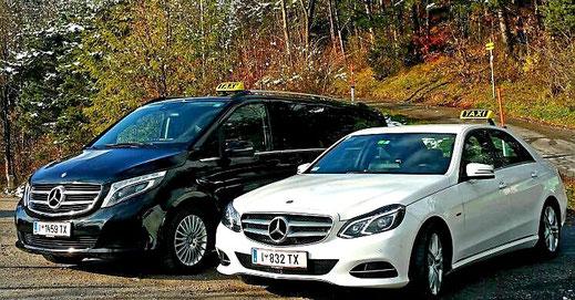 Taxi in Igls