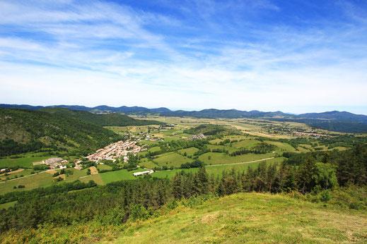 Roquefeuil - Pic du Midi - Plateau de Sault - Espace VTT Aude en Pyrénées