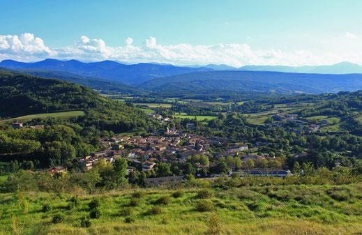 Chalabre - Espace VTT Aude en Pyrénées