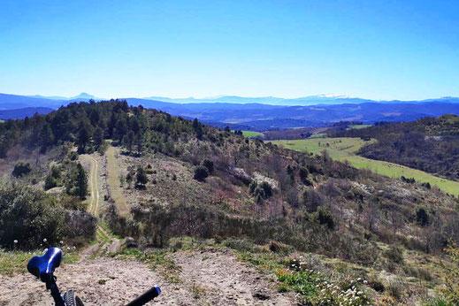 Pic des 3 Seigneurs - Espace VTT Aude en Pyrénées