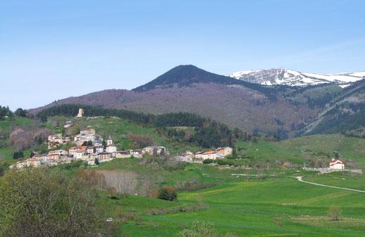 Montaillou - Espace VTT Aude en Pyrénées