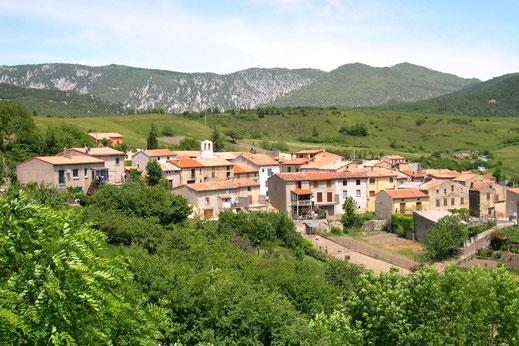 Artigues - Espace VTT Aude en Pyrénées