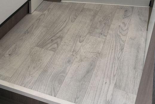 Wohnmobilausbau - Auswahl des richtigen Fußboden