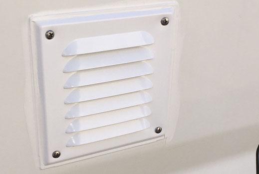 Wohnmobilausbau - Der Kühlschranklüfter