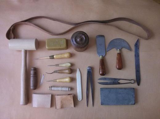 Quelques-uns des outils utilisés