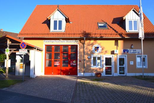 Feuerwehrhaus allgemein