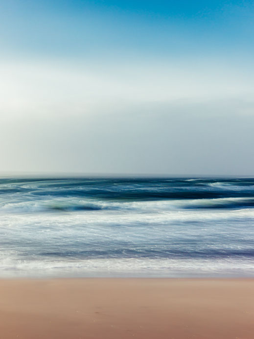 Ostsee, Baltic Sea, moderne, Fotokunst, abstract, seascape, abstrakt, Meer, Meerblick, Kunst, Strand, beach, Fine Art, Fotografie, photography, wall art, Holger Nimtz, impressionistisch, Impressionismus, Wandbild, malerisch, verwischt,