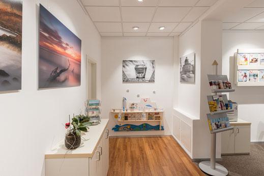Holger Nimtz, Ausstellung, TUI ReiseCenter, Friedrichshagen, Berlin, Fotokunst,